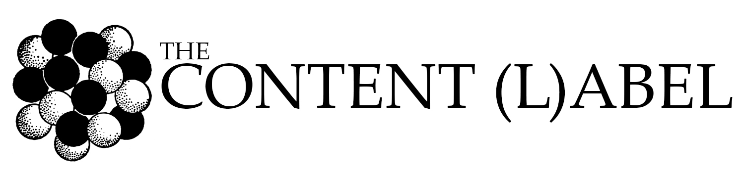 The Content Label